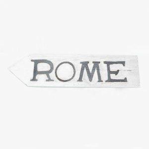 panneau-directionnel-vacances-rome-deco-fait-main-artisanat-français