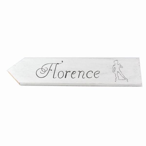 panneau-directionnel-vacances-florence-italie-artisanat-français