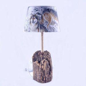 lampe-bois-flotte-loup-corde-de-chanvre-artisanat-local