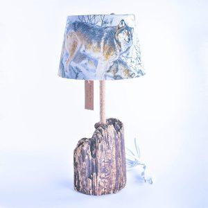 lampe-bois-flotte-loup-luminaire-original