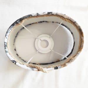 abat-jour loup pour lampe de chevet intérieur