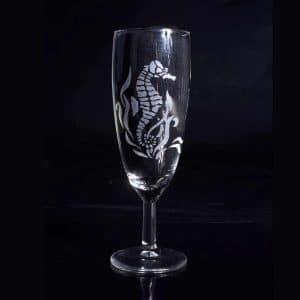 verre-a-champagne-hippocampe-mer-verre-a-flute-personnalise