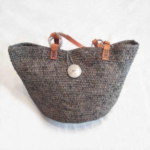 sac-raphia-bleu-gris-anse-cuir-artisanat-madagascar-teinture-et-tannage-vegetal