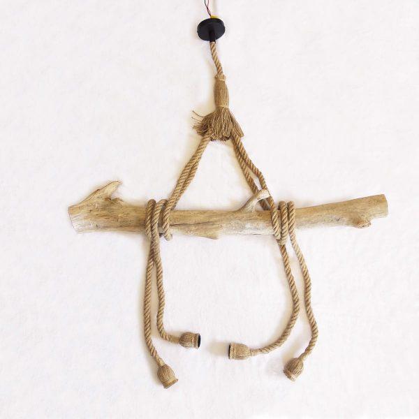 lustre-bois-flotte-corde-de-chanvre-quatre-ampoules-deco-marine-artisanat-occitanie