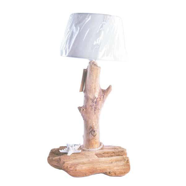 lampe-bois-flotte-corde-de-chanvre-etoile-de-mer