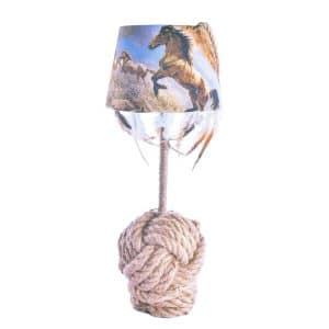 lampe-corde-chevaux-plumes-luminaire-original-style-indien