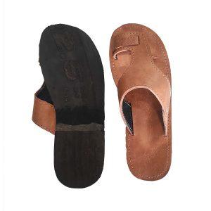 sandales-camel-homme-cuir-de-zebu-pointure-43-artisanat-madagascar