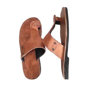 sandales-marron-clair-homme-cuir-de-zebu-pointure-43-artisanat-malgache